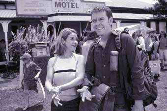 Kate Atkinson & Brendan Cowell, Fat Cow Motel