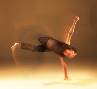 Kevin Privett, Dance QUT, Faculty of Creative Industries