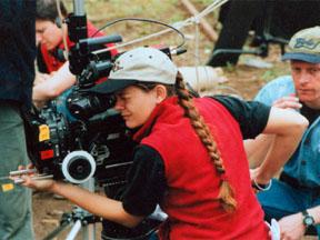 AFTRS student filmmakers