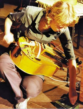Stevie Wishart