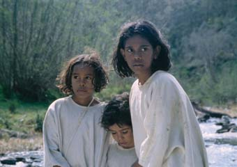 Laura Monaghan, Tianna Sansbury, Everlyn Sampi, Rabbit-proof Fence