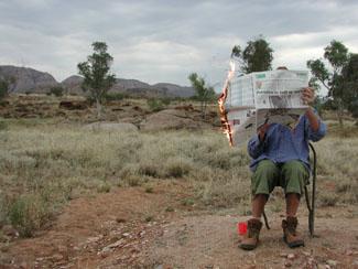 Michael Schiavello, Fire & Paper