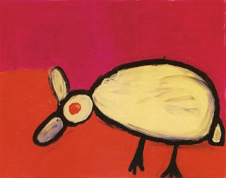 Peggy Napangardi Jones, Yellow Bird, 1998