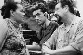 Vincent Hymann & his parents, Islands
