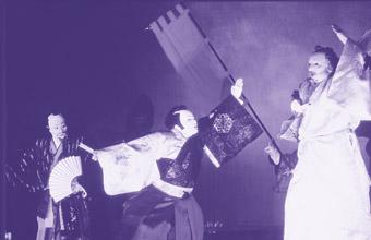 Théâtre du Soleil, The Flood Drummers