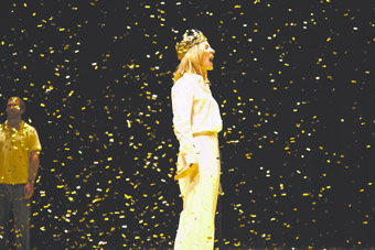 Cate Blanchett (Richard II),  The War of the Roses, Sydney Theatre Company