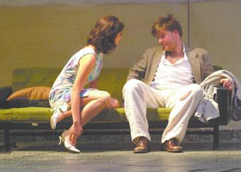 Krno Fekete, Adel Jordan, Ivanov, Katona Jozsef Theatre