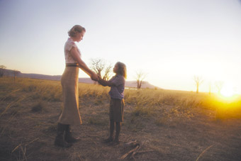 Nicole Kidman, Brandon Walters, Australia, courtesy Twentieth Century Fox Home Entertainment