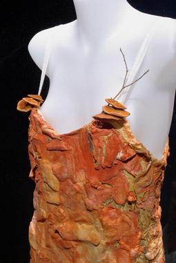 Fibre Reactive (2004-08), Donna Franklin, Coded Cloth