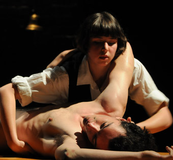 Sasha Cohen and Faustina Delany, The Three Minute Bacchae and other Extreme Acts