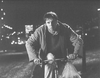 Daniel Shipp, Bike, from The Jettisoned State series, 2000