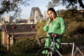 Rider Spoke, Sydney, Blast Theory