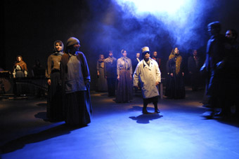 Crime & Punishment, Neworld Theatre