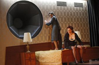 Melissa Madden Gray, Susan Prior, Venus and Adonis,  Sydney Theatre Company