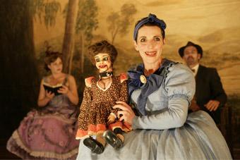 Julia Zemiro, Christen O'leary, Jim Russell, Goodbye Vaudeville Charlie Mudd