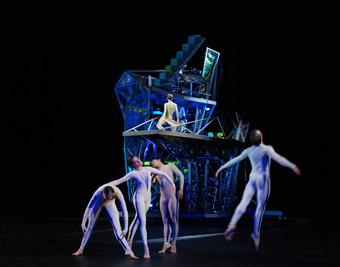 Nearly Ninety, Merce Cunningham Dance Company