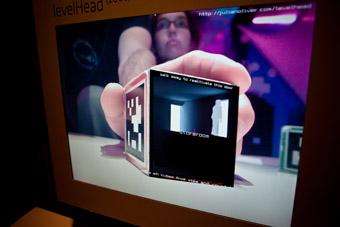 LevelHead, Julian Oliver, Ars Electronica