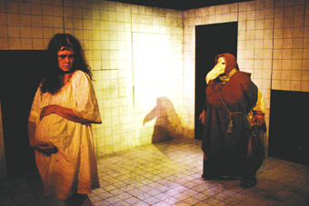The Greater Plague (2005 production), The Restaged Histories project