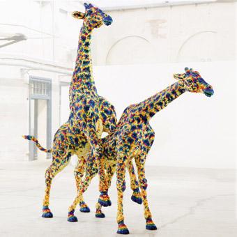 "Belle Brooks, University of Sydney, Typing ""Giraffe Sex"" into Google Yields Ungodly Results 2008"