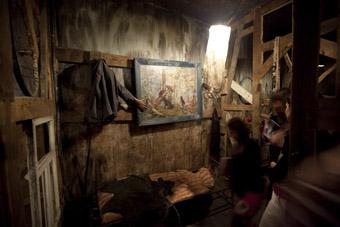 Gosha Ostretsov, Art Life or the Torments of Creation