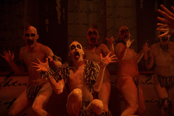 Calibans, Zen Zen Zo, Tempest
