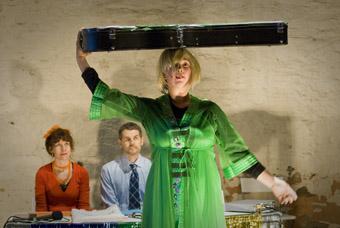 Julie Vulcan, Jason Sweeney, Kerrin Rowlands, Gift/Back, Unreasonable Adults