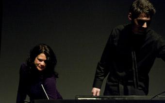 Kristi Monfries, David Shea; LA10 Melbourne