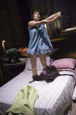 Kyra Kimpton, Bedroom Dancing, Restless Dance Theatre