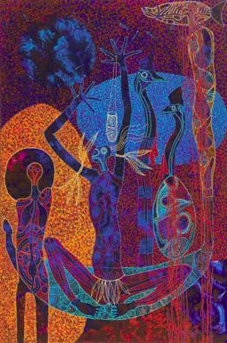 Cassowary Dream, Arone Meeks
