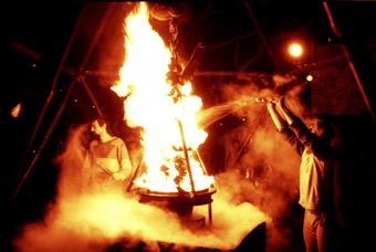 ACME/Splinters, Faust - The Heat of Knowledge, 1996