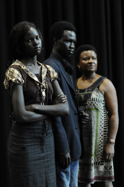 Awuol Deng, Awek Akech, Claudette Clarke, My Name is Sud
