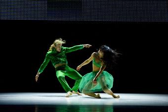 Troy Honeysett, Emee Dillon, G, Australian Dance Theatre
