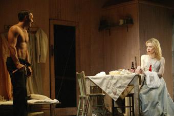Joel Edgerton, Cate Blanchett, A Streetcar Named Desire, Sydney Theatre Company