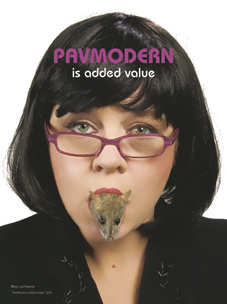 Rat Woman from Pavmodern is Added Value