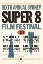 Posters, Sydney Super 8 Film Group