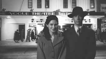 Alma (Victoria Hill) & Rupert (Ben Mendelsohn) at Vogue