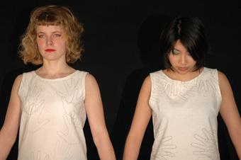 Finger Dress, Joanna Berzowska