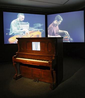 Autonomous Improvisation V.1 (2007), Wade Marynowsky