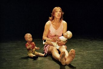 Vanessa Van Durme, Look Mummy,I'm Dancing