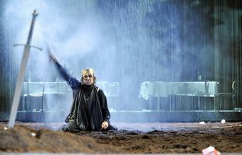 Lars Eidinger, Hamlet, Schaubühne