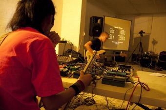 Hirofumi Uchino, Abel Cross,  SMS Interactive Music System (S.I.M.S)