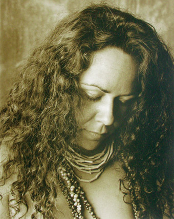 Native Blood 1994, Fiona Foley, image courtesy the artist, Andrew Baker Art Dealer, Brisbane and Niagara Galleries, Melbourne