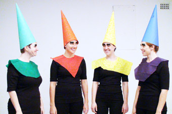 The One Hour Laugh, 2009, Brown Council