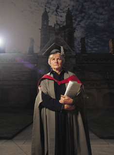 Professor Anne Boyd at the University of Sydney, Facing the Music