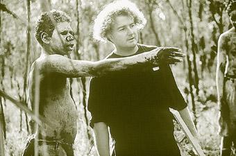 Sean Mununggur, diretor Stephen Johnson, Yolngu Boy