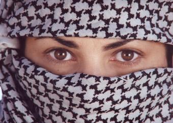 Yadon Ilaheyya (Divine Intervention), 2002, Ella Suleiman