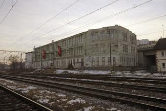 Meetfactory, International Center of Contemporary Art, Prague