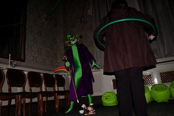 Big Lizard's Big Idea, 2009, Reactor