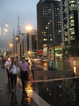Av Paulista, Sao Paulo