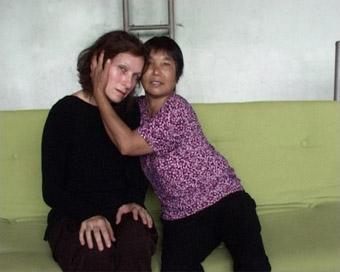 Urban Stories/Nanling-Guangzhou (still) 2005, Sylvie Blocher